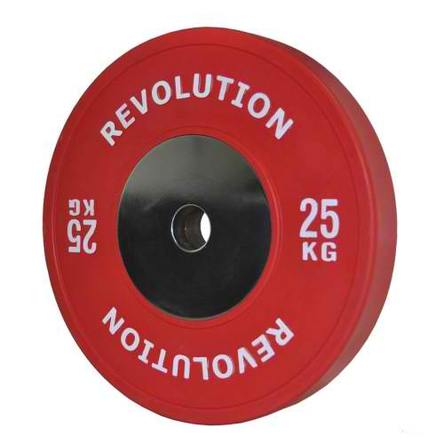 Bumper Plates - Elite Coloured