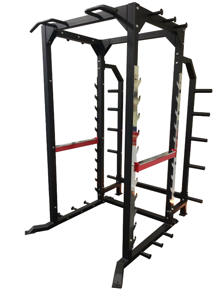 Revolution Commercial Power Cage Southside Fitness