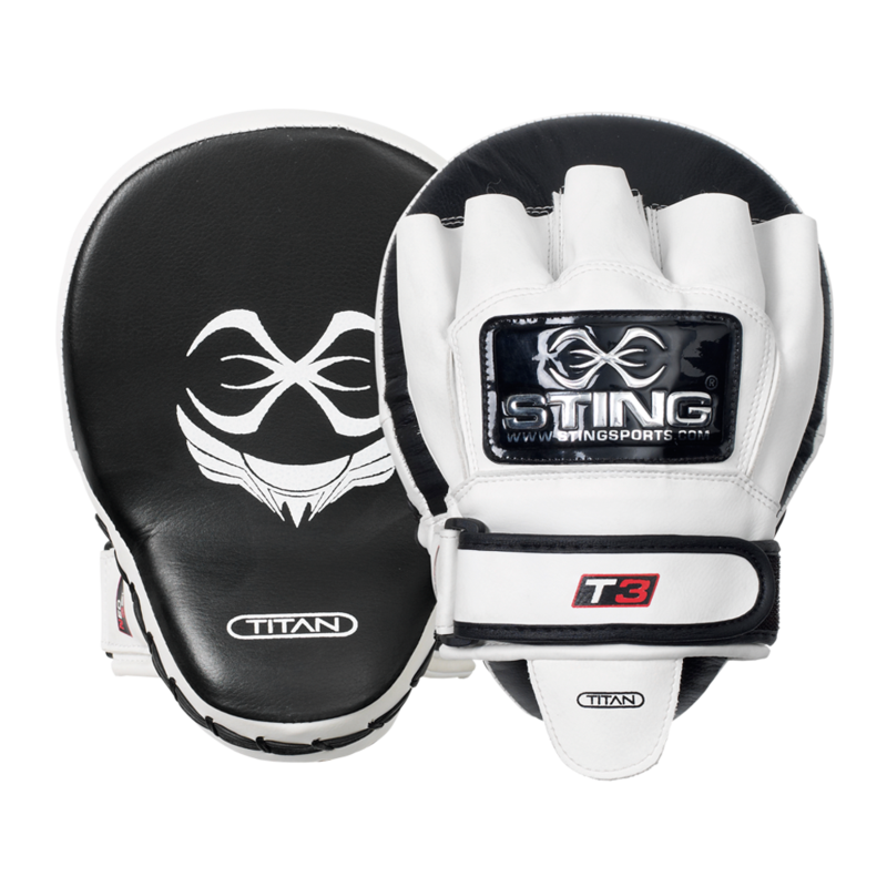 sting titan neo gel focus mitts southside fitness
