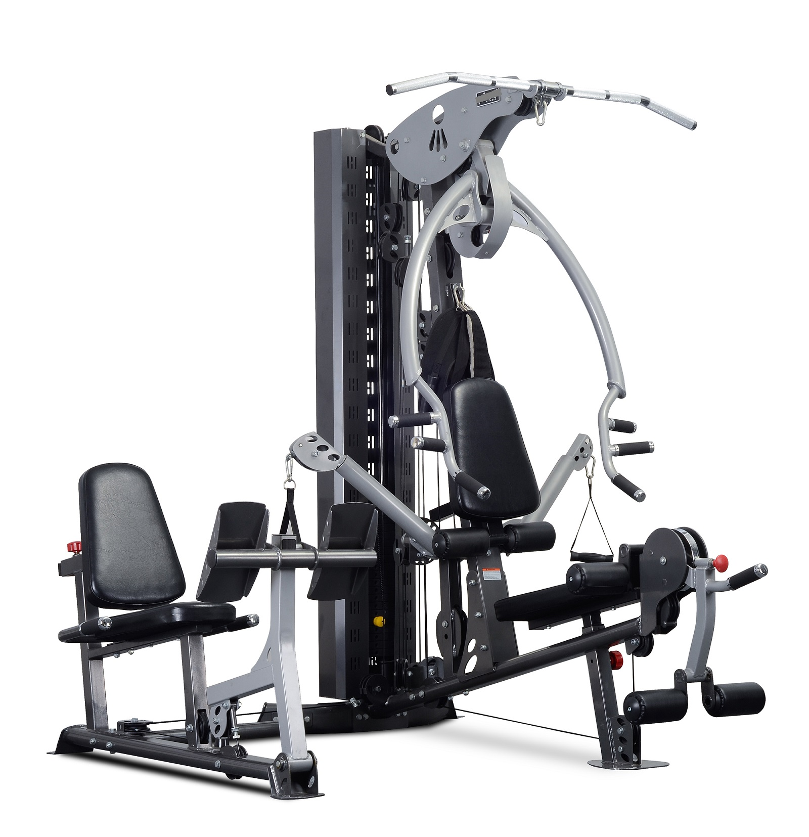 Revolution c home gym with leg press southside fitness