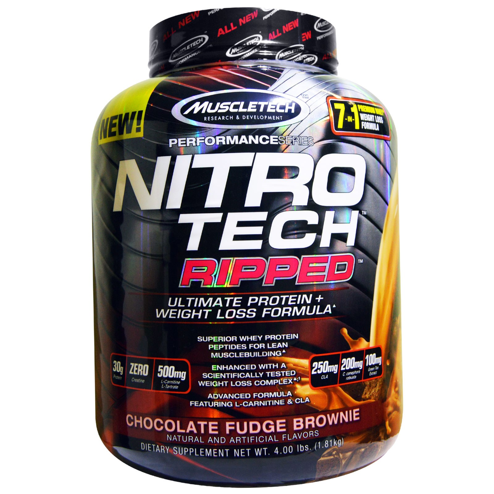 muscletech nitro tech hardcore