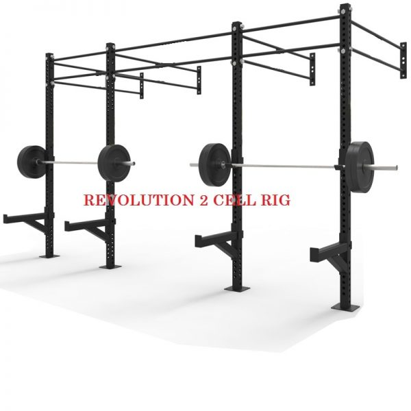 2 cell rig