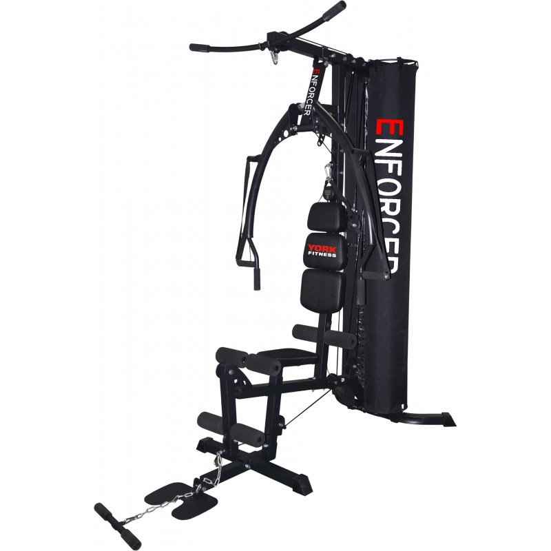 York enforcer home gym southside fitness