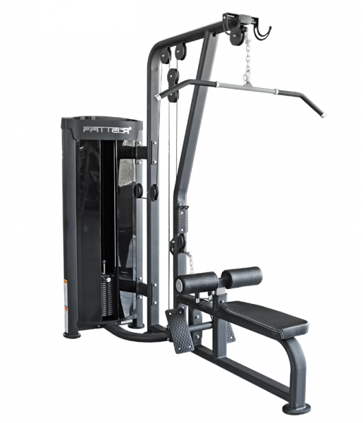 Bowflex Revolution Seated Lat Row: LAT PULLDOWN/SEATED ROW COMBO