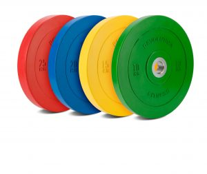Bumper Plates - Premium Coloured